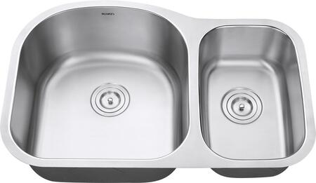 Ruvati RVM4400 Kitchen Sink