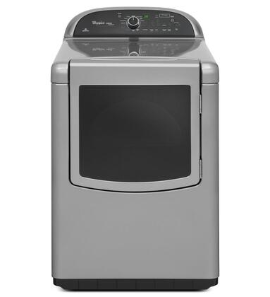 Whirlpool WED8500BC Cabrio Platinum Series 7.6 cu. ft. Electric Dryer, in Chrome Shadow