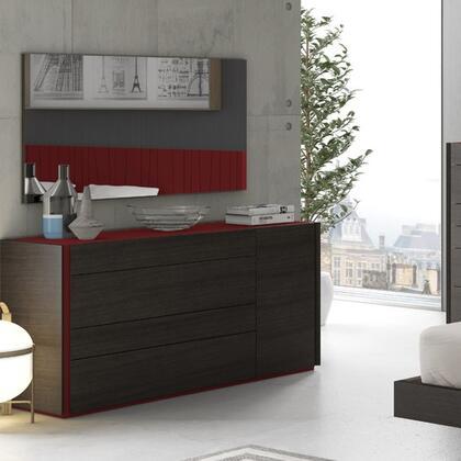 Lagos 4 Drawer Dresser 17867250 D