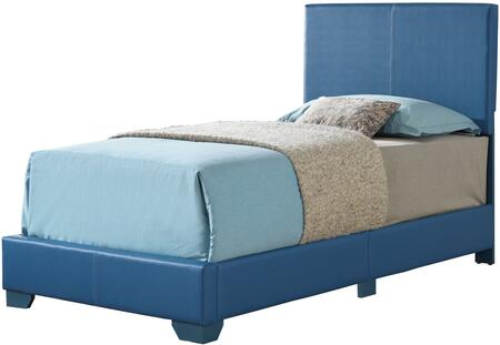 Glory Furniture G1835TBUP  Twin Size Panel Bed