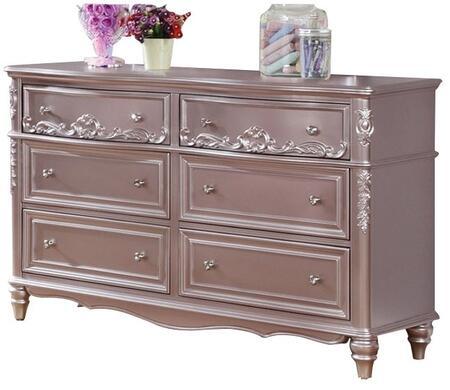 Coaster 400893 Caroline Series Wood Dresser