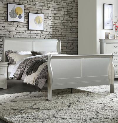 Acme Furniture Louis Philippe III Bed