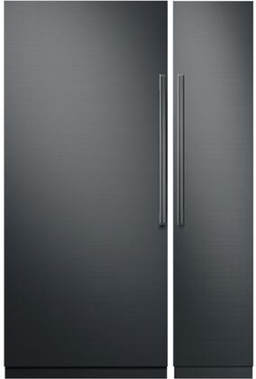 Dacor 867798 Modernist Side-By-Side Refrigerators