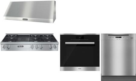 Miele 737220 Kitchen Appliance Packages
