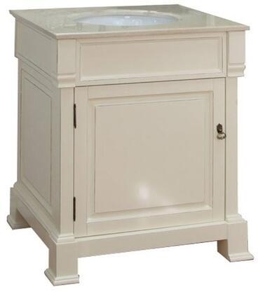 Bellaterra Home 205030- Single Sink Bathroom Vanity