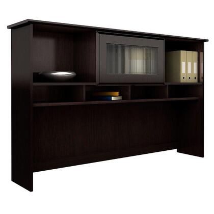 "Bush Furniture WC31X3103 Cabot Collection 60""W Overhead Hutch"