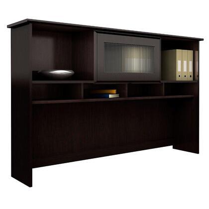 "Bush Furniture WC31X3103 Cabot Collection 60""W Overhead Hutch"
