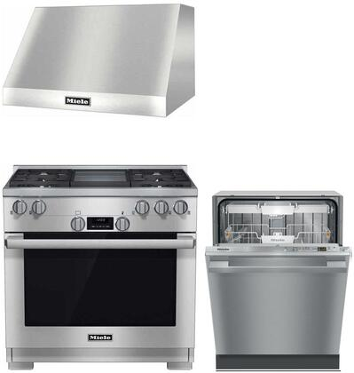 Miele 736702 Kitchen Appliance Packages
