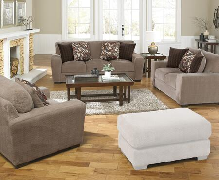 Jackson Furniture 44873PCSTLARMKIT1OT Prescott Living Room S