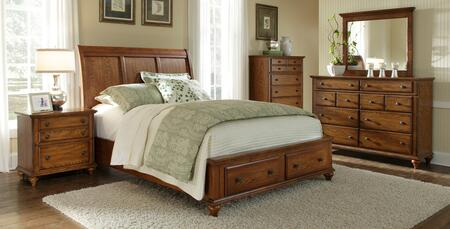 Broyhill HAYDENSLEIGHOQSET4 Hayden Place Queen Bedroom Sets