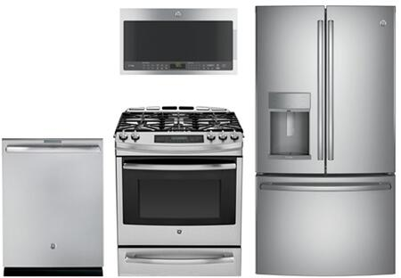 GE Profile 729629 Profile Kitchen Appliance Packages ...