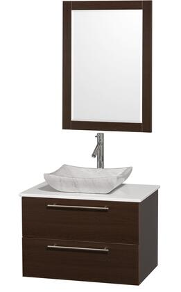 Wyndham Collection WCR410030ESWHGS3