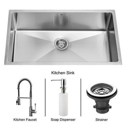 Vigo VG15063 Kitchen Sink