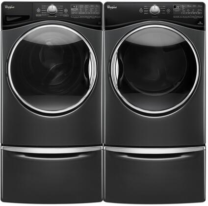 Whirlpool 704454 Washer and Dryer Combos