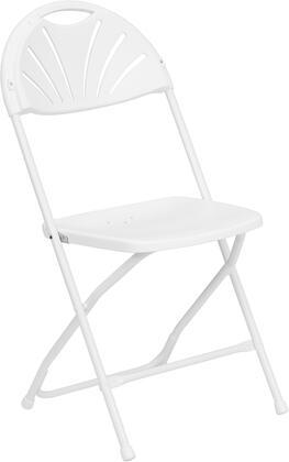 Flash Furniture LEL4WHITEGG