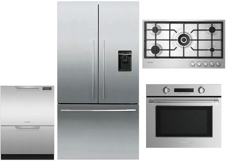 Fisher Paykel 736498 Kitchen Appliance Packages