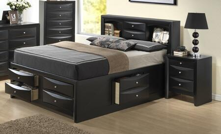 Glory Furniture G1500GFSB3CHN G1500G Full Bedroom Sets