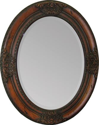 Ren-Wil MT899  Oval Both Wall Mirror