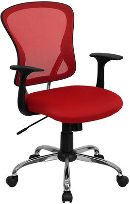"Flash Furniture H8369FREDGG 22.25"" Contemporary Office Chair"