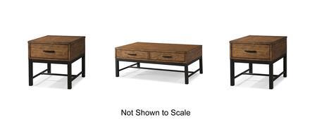 Klaussner 710KL3PCRC2SEKIT1 Affinity Living Room Table Sets