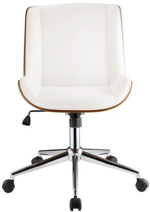 Acme Furniture 92513 24 Inch Adjustable Contemporary Office Chair