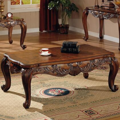 Coaster 700468 Brown Traditional Table