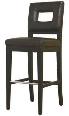 Wholesale Interiors Y-780 Faustino Series Leather Bar stool in