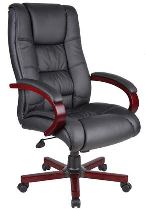 "Boss B8991M 27"" Adjustable Contemporary Office Chair"