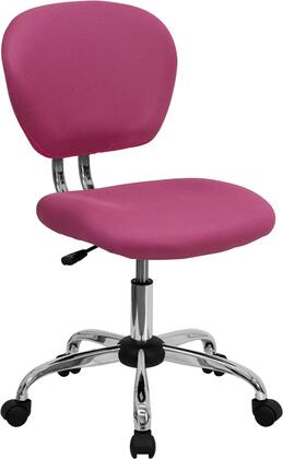"Flash Furniture H2376FPINKGG 23.5"" Adjustable Contemporary Office Chair"