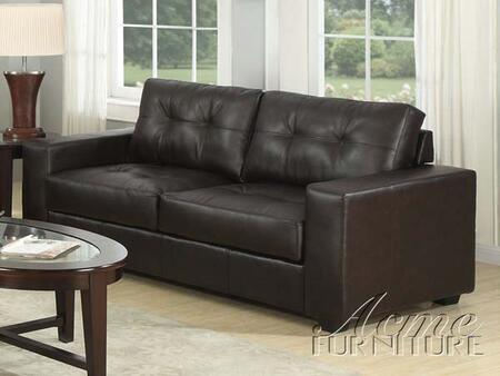 Acme Furniture 15330  Sofa Bonded Leather Sofa