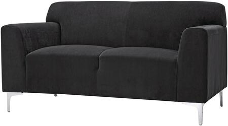 Glory Furniture G331L Velvet Stationary Loveseat