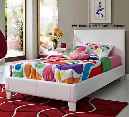 Fantasia White Bed