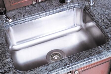 Aline CO2424A10RE Kitchen Sink