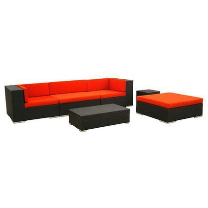 VIG Furniture VGCW2903 Modern Patio Sets