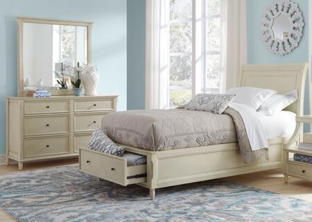 Jofran 1617TPBDM Avignon Youth Twin Bedroom Sets