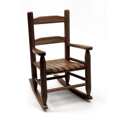 Lipper Kids 555WN Childrens  Rocking Chair