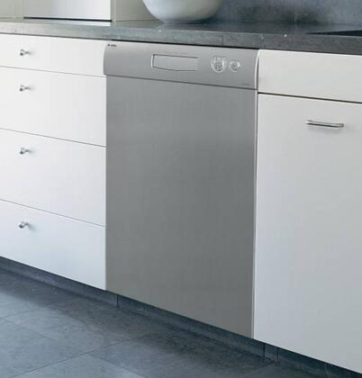 Asko D5122AXXLS  Built-In Full Console Dishwasher with in Stainless Steel