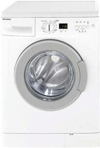 Blomberg WM67121  1.88 cu. ft. Front Load Washer, in White