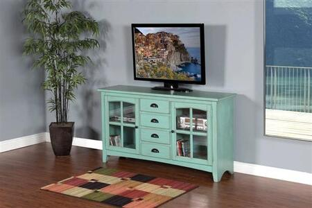 Greenwood Elements Adjustable Shelves TV Console
