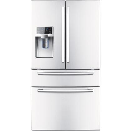 Samsung Appliance RF4287HAWP  French Door Refrigerator with 28 cu. ft. Total Capacity 5 Glass Shelves
