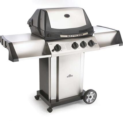 Napoleon UP405RBNSS3 All Refrigerator Natural Gas Grill