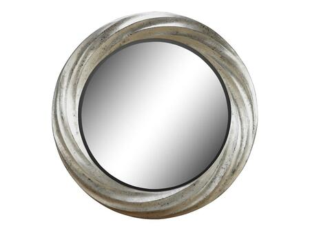 Stein World 12119  Round Both Wall Mirror