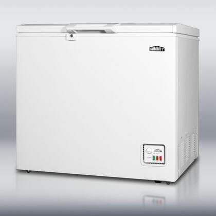Summit CF07  Chest Freezer with 6.4 cu.ft. Capacity in White