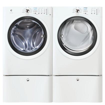 Electrolux ELE4PCFLG2PEDWKIT1 Washer and Dryer Combos