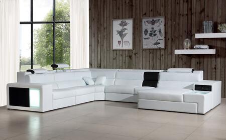 VIG Furniture VGEV5022BNDWHT