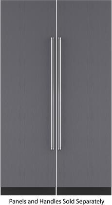 Sub-Zero 709805 Side-By-Side Refrigerators