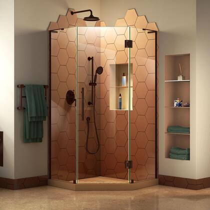 DreamLine Prism Plus Shower Enclosure RS18 ORB E