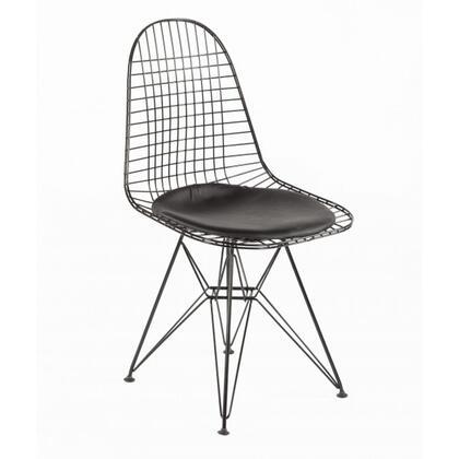 Pleasing Stilnovo Dc106Blkblk Uwap Interior Chair Design Uwaporg