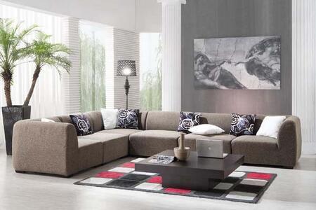 VIG Furniture VGDM2986  Fabric Sofa