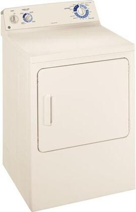 GE GTDX205GMCC Gas Dryer